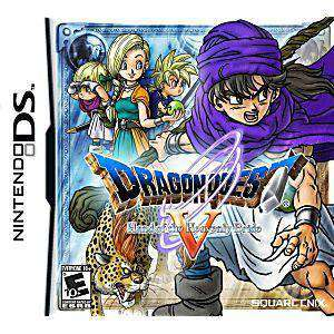 Dragon Quest V Hand of the Heavenly Bride DS Game - DS Game | Retrolio Games