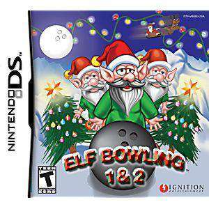 Elf Bowling 1 & 2 DS Game - DS Game | Retrolio Games