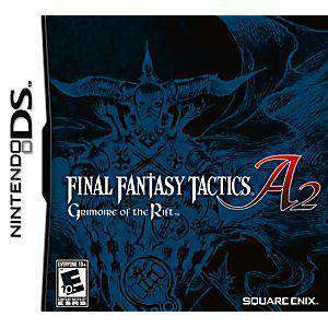 Final Fantasy Tactics A2 DS Game - DS Game | Retrolio Games
