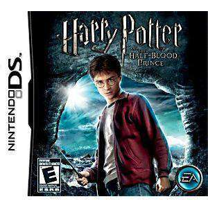 Harry Potter Half-Blood Prince - DS Game | Retrolio Games