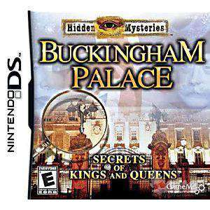 Hidden Mysteries: Buckingham Palace DS Game - DS Game | Retrolio Games