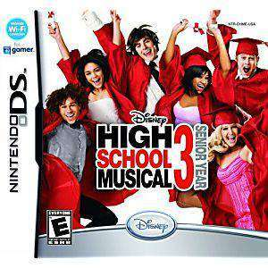 High School Musical 3 Senior Year DS Game - DS Game | Retrolio Games