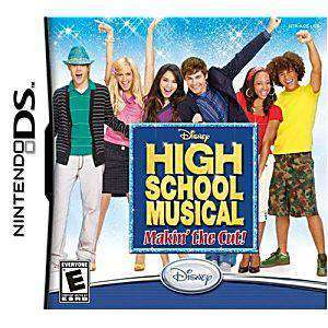 High School Musical Making the Cut DS Game - DS Game | Retrolio Games