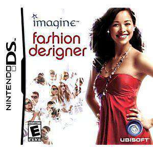 Imagine Fashion Designer DS Game - DS Game | Retrolio Games