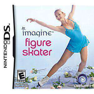 Imagine Figure Skater DS Game - DS Game | Retrolio Games