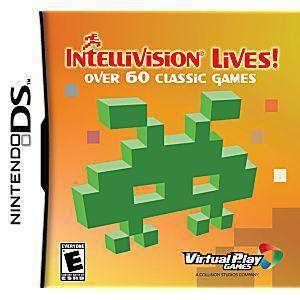 Intellivision Lives DS Game - DS Game | Retrolio Games