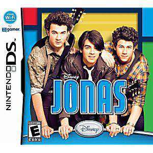 Jonas DS Game - DS Game | Retrolio Games
