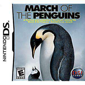 March of the Penguins DS Game - DS Game | Retrolio Games