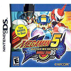 Mega Man Battle Network 5 Double Team - DS Game | Retrolio Games