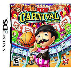 New Carnival Games DS Game - DS Game | Retrolio Games
