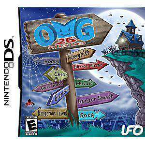 OMG 26 Our Mini Games DS Game - DS Game | Retrolio Games