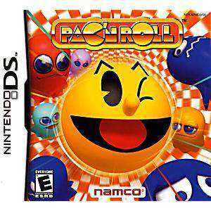 Pac n Roll DS Game - DS Game | Retrolio Games