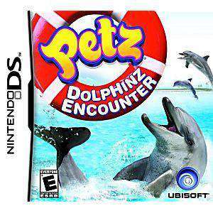 Petz: Dolphinz Encounter DS Game - DS Game | Retrolio Games