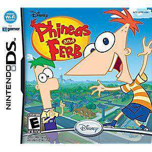 Phineas and Ferb DS Game - DS Game | Retrolio Games