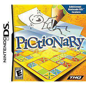 Pictionary DS Game - DS Game | Retrolio Games
