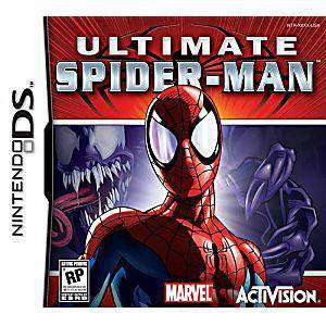 Ultimate Spiderman DS Game - DS Game | Retrolio Games