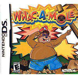 Whack a Mole DS Game - DS Game | Retrolio Games