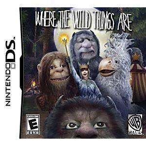 Where the Wild Things Are DS Game - DS Game | Retrolio Games