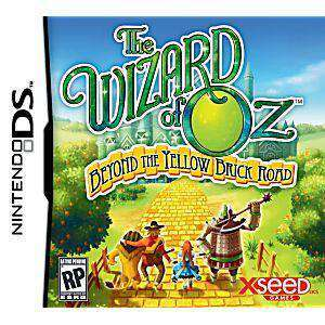 The Wizard of Oz: Beyond the Yellow Brick Road DS Game - DS Game | Retrolio Games