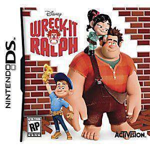 Wreck It Ralph - DS Game | Retrolio Games