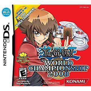 Yu-Gi-Oh World Championship 2008 DS Game - DS Game | Retrolio Games