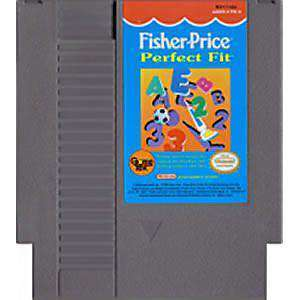Perfect Fit - NES Game | Retrolio Games