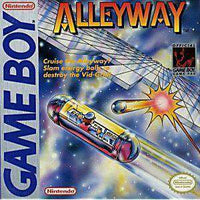 Alleyway - Gameboy Game | Retrolio Games