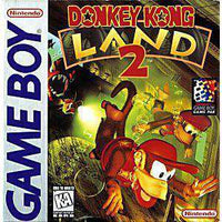 Donkey Kong Land 2 II - Gameboy Game | Retrolio Games