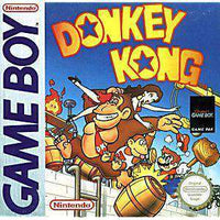 Donkey Kong - Gameboy Game | Retrolio Games