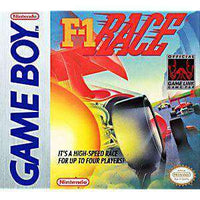 F1 Race - Gameboy Game | Retrolio Games