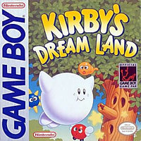 Kirby's Dream Land - Gameboy Game