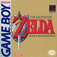 Legend of Zelda Link's Awakening - Gameboy Game