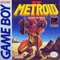 Metroid II: Return of Samus - Gameboy Game | Retrolio Games