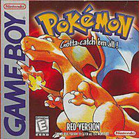 Pokemon Red - Gameboy Game | Retrolio Games