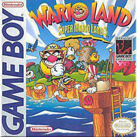 Super Mario Land 3 III - Wario Land - Gameboy Game | Retrolio Games
