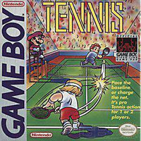 Tennis - Gameboy Game | Retrolio Games