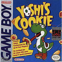 Yoshi's Cookie - Gameboy Game | Retrolio Games