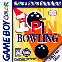 10 Pin Bowling - Gameboy Color Game