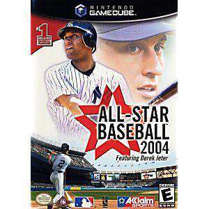Allstar Baseball 2004 - Gamecube Game | Retrolio Games