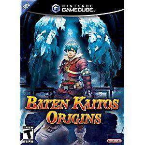 Baten Kaitos Origins - Gamecube Game | Retrolio Games