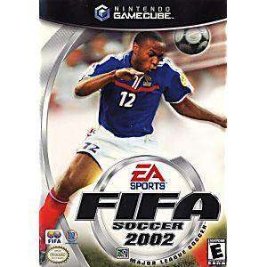 FIFA 2002 - Gamecube Game | Retrolio Games
