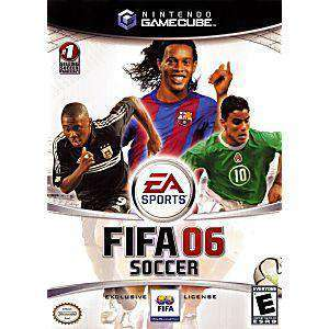 FIFA 2006 - Gamecube Game | Retrolio Games