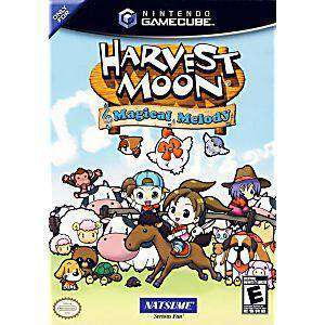 Harvest Moon Magical Melody - Gamecube Game | Retrolio Games