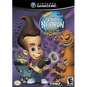 Jimmy Neutron Attack of the Twonkies - Gamecube Game | Retrolio Games