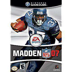 Madden 2007 - Gamecube Game | Retrolio Games