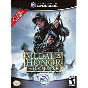 Medal of Honor Frontline - Gamecube Game | Retrolio Games