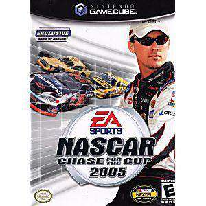 NASCAR Chase for the Cup 2005 - Gamecube Game | Retrolio Games