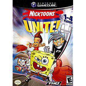 Nicktoons Unite - Gamecube Game | Retrolio Games