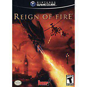Reign of Fire - Gamecube Game | Retrolio Games