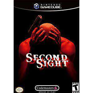 Second Sight - Gamecube Game | Retrolio Games